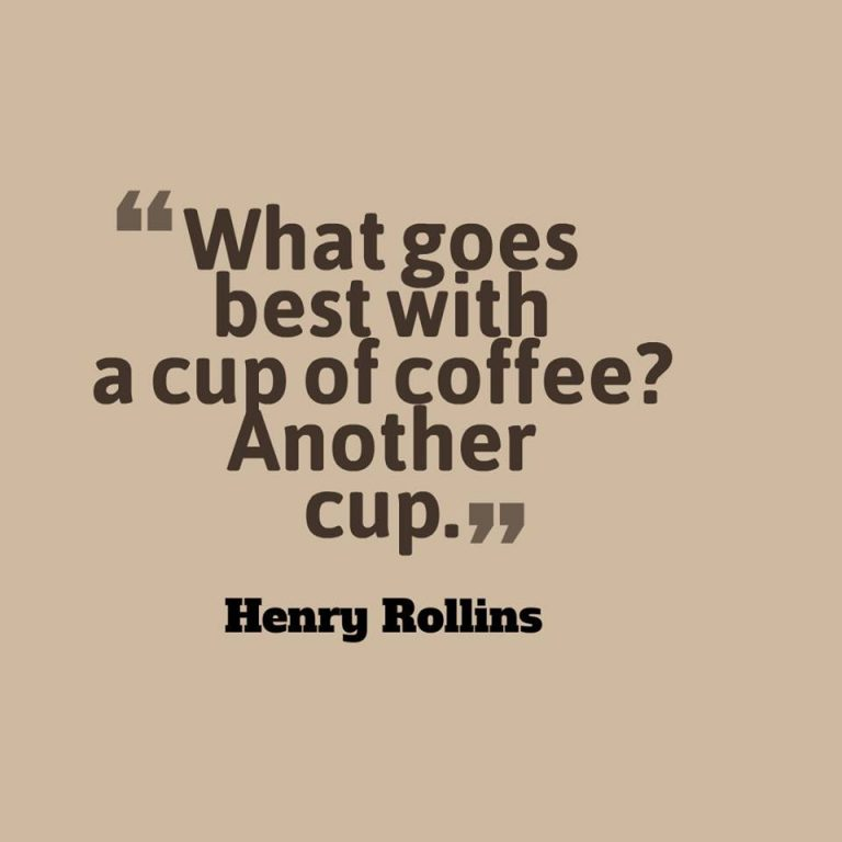 12 Coffee Quotes For Coffee Lovers - Coffee Mill